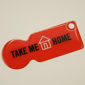 TAKE ME HOME Red